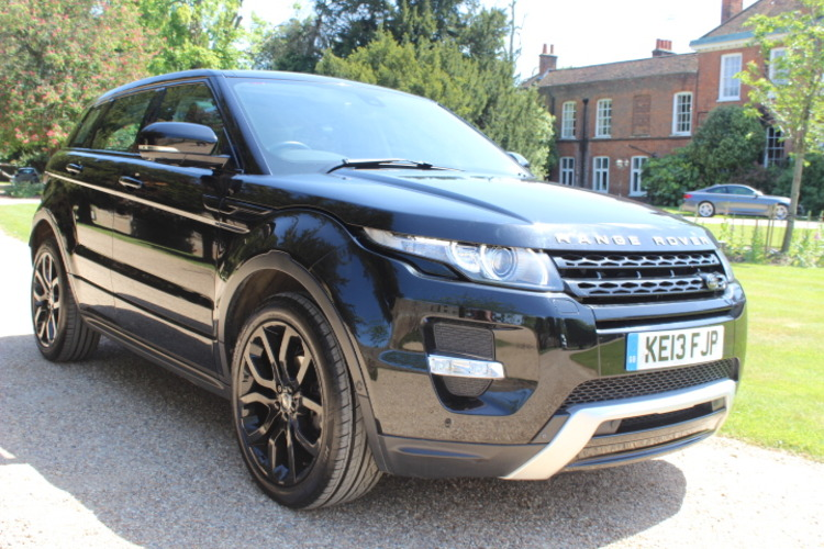 Land Rover RR Evoque Dynamic LUX