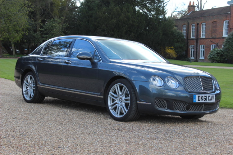 Bentley Flying Spur<br />2011 Grey Metallic Saloon NOW SOLD