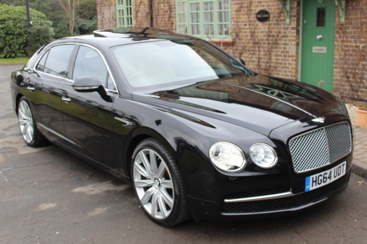 Bentley Flying Spur Sedan<br />2015 Black Metallic  Saloon NOW SOLD