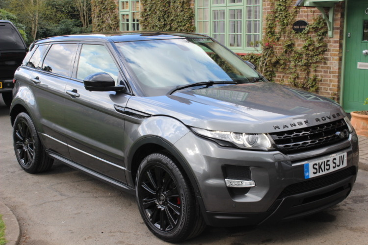 Land Rover Evoque Dynamic LUX <br />2015 Metallic Grey 4X4 RESERVED