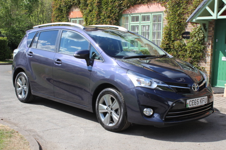 Toyota Verso Excel M-Drive S